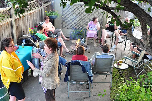 Prairie Spruce Summer BBQ